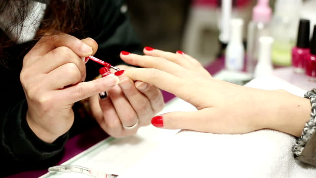The manicure