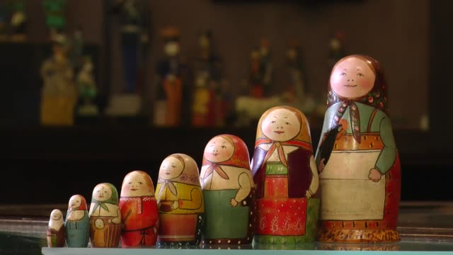 The matryoshka or Russian nesting doll one of the world's most famous objects was originally conceived as a children's toy but over time became...