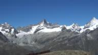 The Matterhorn, view fro Gornergrat.
