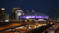 The MercedesBenz Superdome in New Orleans as New Orleans Prepares For Super Bowl XLVII The MercedesBenz Superdome in New Orleans as New at...