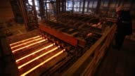 The metallurgical mill operated by OAO Novolipetsk Steel also known as NLMK in Kaluga Russia on Monday Feb 9 gvs of the mill