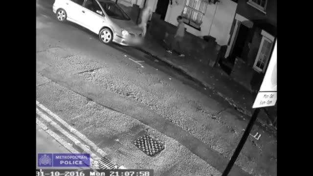 The Metropolitan police have released CCTV footage of Scotty Kouebitra being chased in Croydon Two people have been jailed for their part in a...