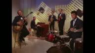 1964 - The Migil Five perform 'Mockin' Bird Hill' part 1