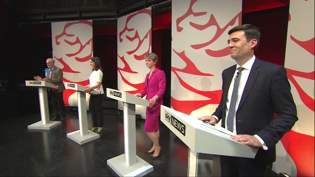 The migration crisis also featured prominently in the final debate between the candidates for the Labour Labor leadership in Gateshead All the...