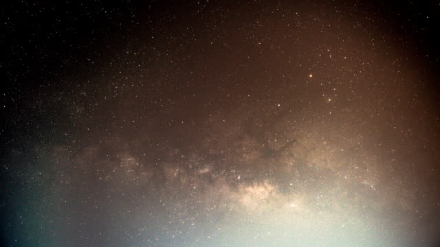 The Milky Way Time lapse