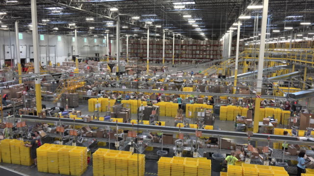 The millionsquarefoot Chattanooga fulfillment center which employs thousands opened in 2012 It handles small items such as books DVDs and kitchen...