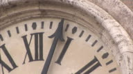 The minute hand on a clock advances one minute.
