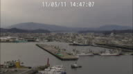 The Moment of March 11 Quake Robbot Camera Onahama City Fukushima Pref The 90 magnitude quake struck the northeast of Japan on March 11 triggering a...