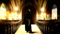 the monk in slowmotion