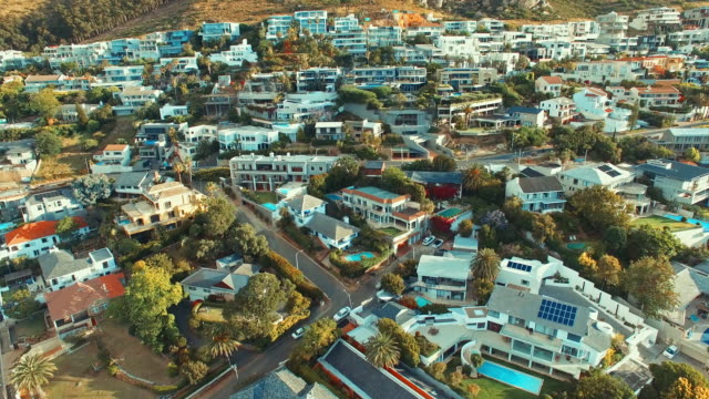 The Mother City from above