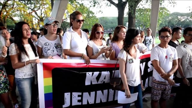 The murder of a Filipina transgender woman allegedly by a US Marine has stoked nationalist outrage in the Philippines but activists say the spotlight...