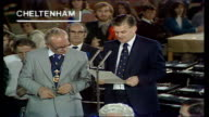 The Nation Decides General Election Special Cheltenham declaration