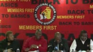 The National Union of Mineworkers one of two unions whose members died during the 2012 violence at Marikana mine welcomed Friday an official...