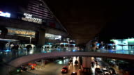 WS/The new landmark.Traffic Pathumwan intersection, Bangkok, Thailand.