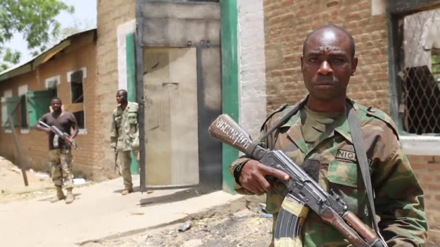 The Nigerian army has freed 178 people being held hostage by Boko Haram including more than 100 children it said late Sunday following a series of...
