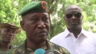 The Nigerian army insists the main aim of their operation is to avoid any unncecessary civilian casualties in its assault on Islamist insurgents in...