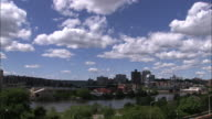 The north end of Manhattan Island, the Harlem River