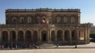 The Noto Town Hall, Sicily
