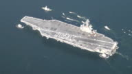 The nuclearpowered US aircraft carrier Ronald Reagan arrived Thursday in its new home port at a US naval base in Yokosuka southwest of Tokyo Arriving...