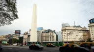 The Obelisco is seen on September 30 2014 in Buenos Aires Argentina
