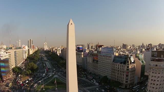 The Obelisk, Buenos Aires, Argentina