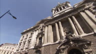 The Old Bailey court London Available in HD.