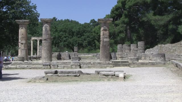 The Olympic flame was lit in Ancient Olympia in Greece on Thursday in a solemn ceremony filled with mystery and tradition that signals the final...