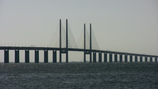The Oresund bridge
