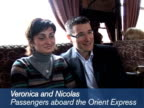 The Orient Express evokes glamour and refined luxury From Agatha Christie to Graham Greene it's inspired literature and movies AFPTV went on a...