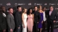 'The Orville' cast at The Paley Center For Media's 11th Annual PaleyFest Fall TV Preview of 'The Orville' on September 13 2017 in Beverly Hills...