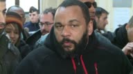 The owners of a Parisian theatre where controversial comic Dieudonne has been performing since 1999 the Main d'Or are looking at ways to end his...