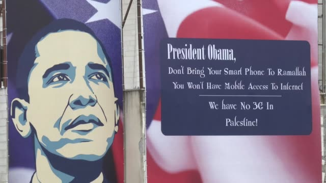 The Palestinians are hoping to see concrete gains from US President Barack Obamas upcoming visit while acknowledging it unlikely the trip will bring...