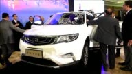 The parent of Malaysia's Proton says that Chinese auto giant Geely will inject $40 million and an SUV product into the lossmaking carmaker as it...