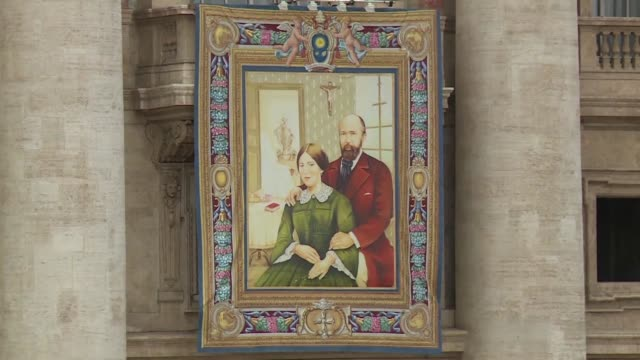 The parents of French saint Therese of Lisieux dubbed The Little Flower were raised to sainthood too Sunday in a move Pope Francis hopes will...