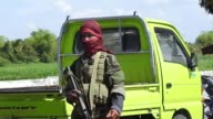The Philippine military says it is teaming up with old foes behind a long running Muslim insurgency as it looks to eject a breakaway gang of radical...