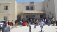 The predominantly Christian town of Ankawa in the suburbs of Arbil began on Thursday to accommodate Iraqi Christian refugees who fled the Hamdaniyyeh...