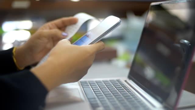 Die Vorauszahlung smart phone
