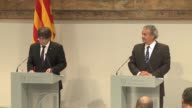 The President of the Catalan government Carles Puigdemont defends the disputed referendum set for October 1 as he welcomed Tunisian human rights...