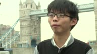The promise of billions of dollars of trade deals with China has blinded Britain to rights abuses leading Hong Kong pro democracy activist Joshua...