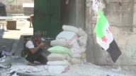 The rebel Free Syrian Army is trying to regain lost ground after withdrawing its fighters from the Salaheddin district of the embattled northern city...