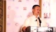 The richest man in Asia Jack Ma on Thursday spoke to thousands of youths at the University of Nairobi and the Nailab centre in the Kenyan capital...