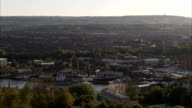 The River Avon runs through the city of Bath Available in HD.