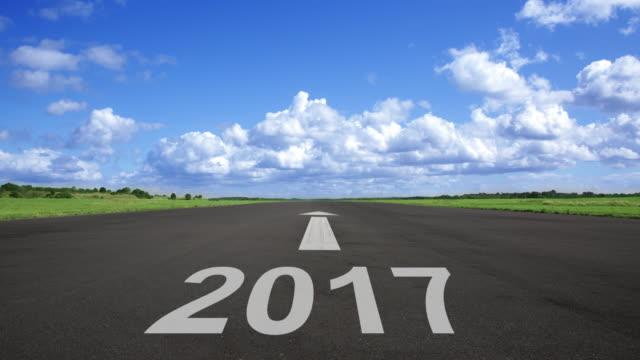 De weg naar het jaar 2017