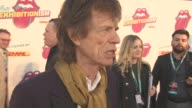 CLEAN The Rolling Stones Exhibitionism at Saatchi Gallery on April 4 2016 in London England