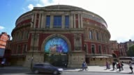 LS The Royal Albert Hall in Kensington on August 22 2014 in London England