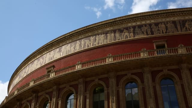 MS The Royal Albert Hall in Kensington on August 22 2014 in London England