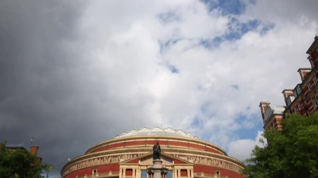 TD The Royal Albert Hall in Kensington on August 22 2014 in London England