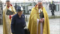 The Royal family will join as many as a thousand military veterans at Westminster Abbey later for a special service to mark the 70th anniversary of...