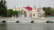 The royal residence at Bang Pa-In Royal Palace in Ayutthaya, Thailand