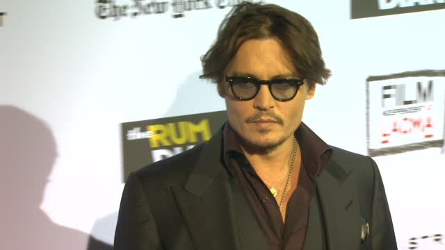 The Rum Diary Los Angeles Premiere Los Angeles CA United States 10/13/11